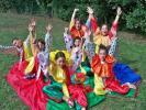 6 - 14 Luglio 2013 PICCOLI AMICI IN FESTA in collaborazione con Associazione Neuroblastoma FACCIA DA CLOWN Spettacolo di arte e magia dei bambini di Castiglion Fibocchi. Manifestazione curata da Mago Merletto.